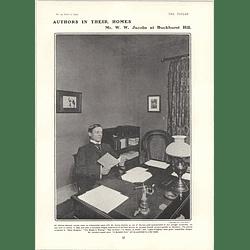 1902 William Wymark Jacobs Buckhurst Hill Author At Home