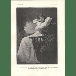 1902 Lady Helen Vincent Lady Elizabeth Northcote