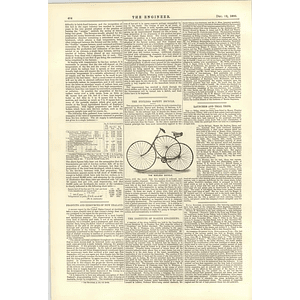 1890 Euclidia Safety Bicycle