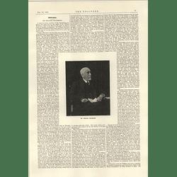 1922 Obituary Sir William Matthews