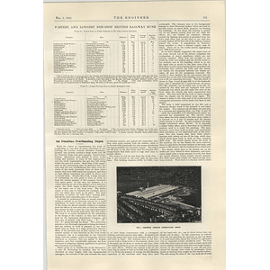 1922 The Chiswick Omnibus Overhauling Depot 1