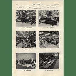 1922 The Chiswick Omnibus Overhauling Depot 3
