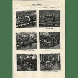 1922 The Chiswick Omnibus Overhauling Depot 4