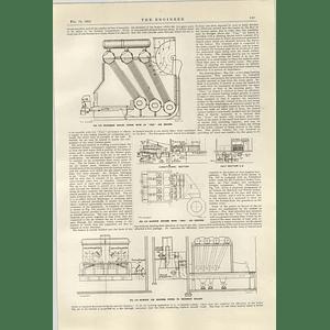 1922 Powerstation Design Woodeson Boiler Howden Air Heaters