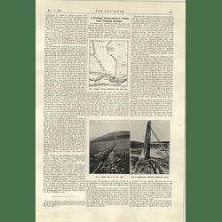 1922 Hydroelectric Plant At Walkerburn Peebleshire 1 Pumped Storage