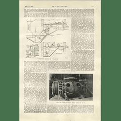 1922 Hydroelectric Plant At Walkerburn Peebleshire 2