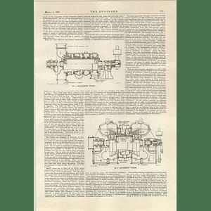 1922 American Powerstation At Coalmine Colfax Pennsylvania 2