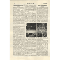 1922 Thrust Boring By Manual Operation Mangnall Irving