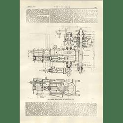 1922 Six Ton Under Type Steam Wagon Richard Garrett 2