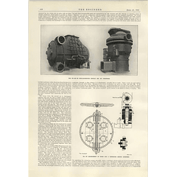 1922 Hick Hargreaves Surface And Jet Condensers Powerstation