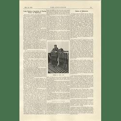 1922 Ashington Colliery Company Railway Signal Box