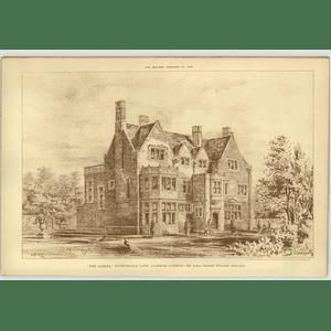 1904 The Gables, Nightingale Lane Clapham Common Jl Williams Architect