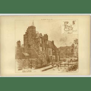 1904 House At Arisaig George Jack Architect
