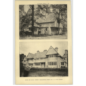 1908 House And Lodge,
