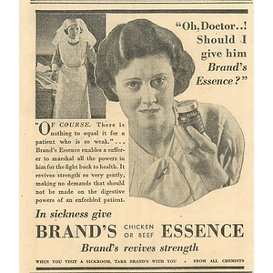 1936 Brands Essence Revives Strength