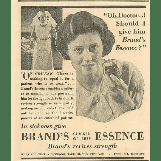 1936 Brands Essence Revives Strength