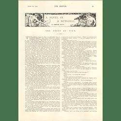 1905 Ambrose Pratt Short Story