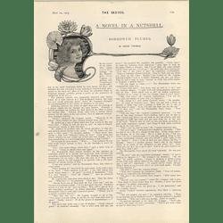 1905 Leslie Thomas Short Story Borrowed Plumes