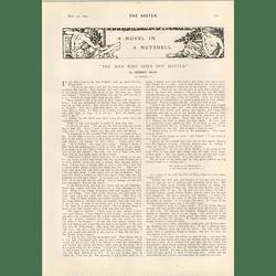 1905 Herbert Shaw Short Story