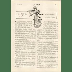1905 Hb Mariott Watson Short Story
