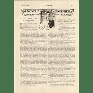 1905 V H Friedlaender Short Story