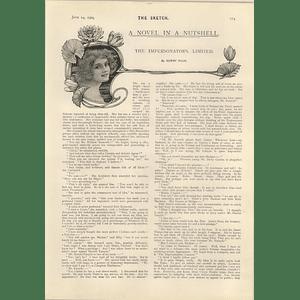 1905 Edwin Pugh Short Story