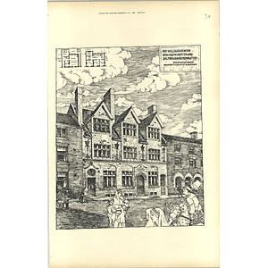 1892, Williams Deacon Manchester Salford Bank Middleton, Edgar Wood