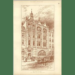 1892, Pelham House, Seth Smith Architect