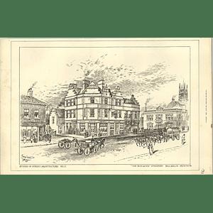 1890, Stockport Public House