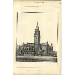 1888, Renfrew County Buildings