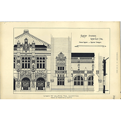 1892, Glasgow Art Galleries Designed By Honeyman Keppie