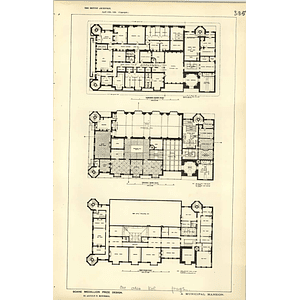 1885, Soane Medallion Prize Design Arnold Mitchell