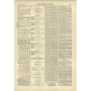 1874 List Of Fireworks For Sale Squibs Blue Devils Flowerpots Rockets Streamers
