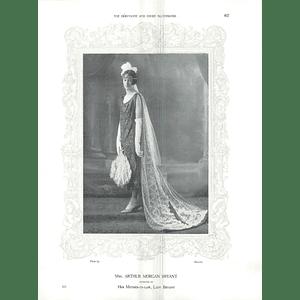 1925 Mrs Arthur Morgan Bryant & Mrs A W Tolmie