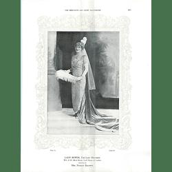 1925 Lady Bower & Mrs W G Gough