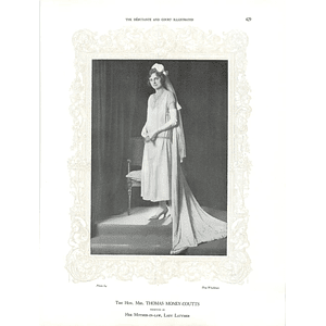 1925 The Hon Mrs Thomas Money-Coutts & Mrs C I Stockwell
