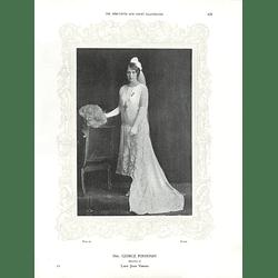 1925 Mrs George Ponsonby & Miss Jenty Haig