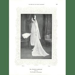 1925 Mrs Francis Lascelles & Miss Sybil Nimmo