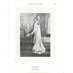 1925 Miss Pamela Vesey-FitzGerald & Miss Olga Bell