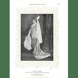 1925 Mrs A E Jacob & Mrs Laurence Foley