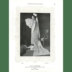 1925 Mrs G H Ferguson & Mrs, Leslie Rowley Hill