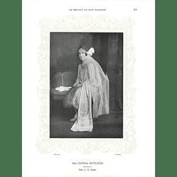 1925 Miss Cynthia Nettleton & Lady Fermor-Hesketh