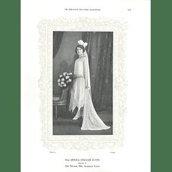 1925 Miss Monica Sinclair Elton & Mrs Cecil Haines