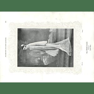 1925 Mrs Roger Bacon & Mrs E W H Wood