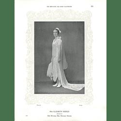 1925 Miss Elizabeth Hodges & Miss Norah Glanfield