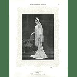 1925 Miss Marion Barton & Mrs A M Muir