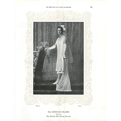 1925 Miss Constance Hilliers & Lady MacGregor of MacGregor