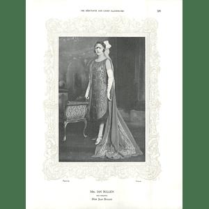 1925 Mrs Ian Bullen & Mrs Edward P Croker