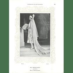 1925 Mrs Arthur Davey & Mrs Charles Norton