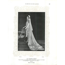 1925 Miss Marjorie Morice & Miss Doris Mandleberg